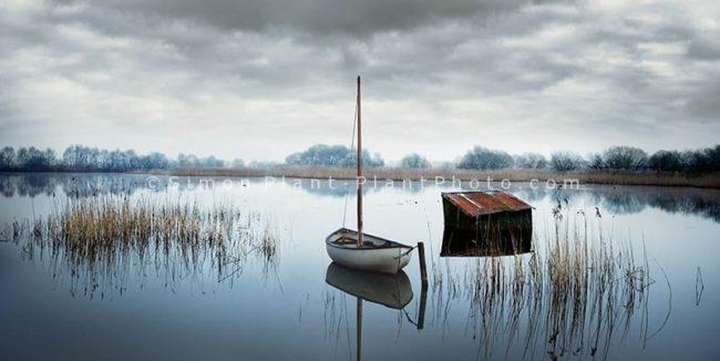 Moored-between-the-reeds