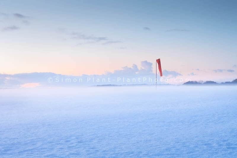 Airfield-ilton-in-icy-fog