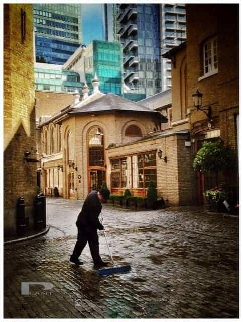 Sweeping-mimecast-london