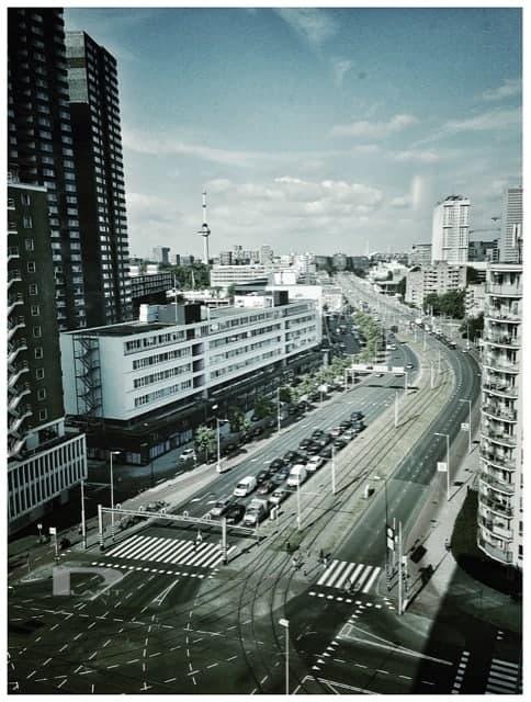 Rotterdam-buildings