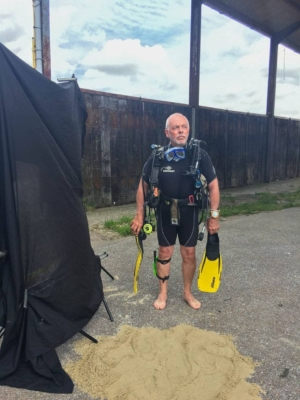 Diver-behind-the-scenes-lifestyle-shoot-2