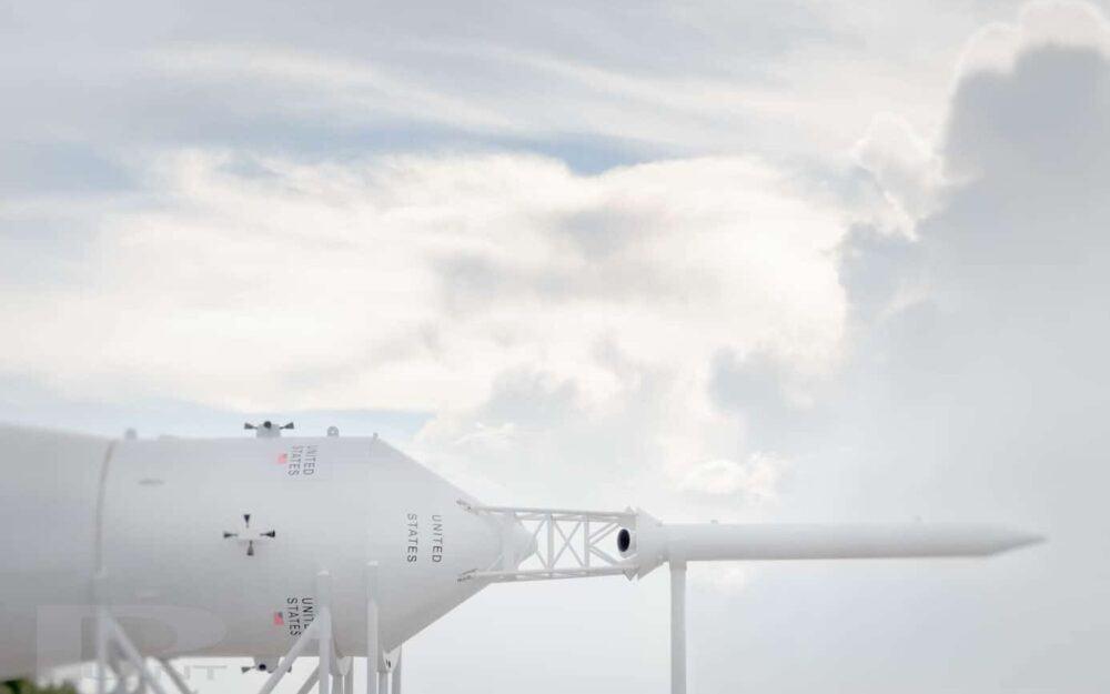 Nasa-space-centre-rocket-side