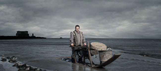 Mud-horse-fisherman-hinkley-point-lifestyle-photography