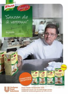 Advertising-photographer-shoot-for-knorr-of-chef-in-holland