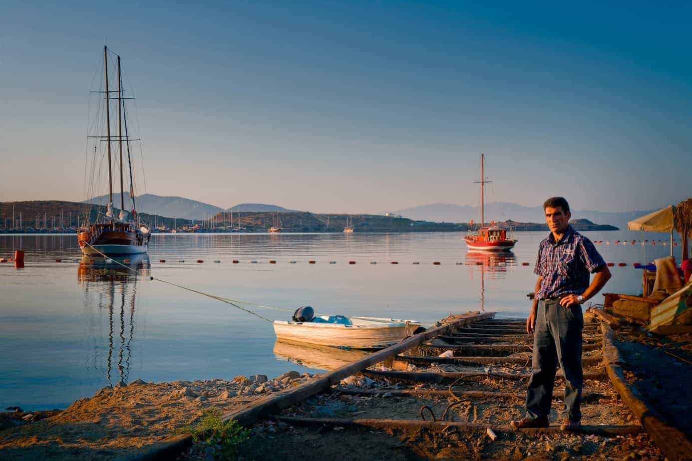 Lifestyle-portrait-of-asur-gumbet-beach-turkey