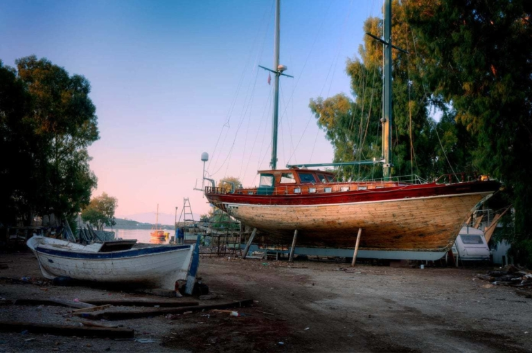 Gulet-boat-yard-turkey-travel-photography-portfolio