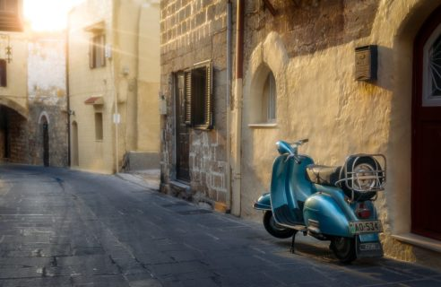 Rhodes-old-town-vespa-scooter-travel-photography-portfolio