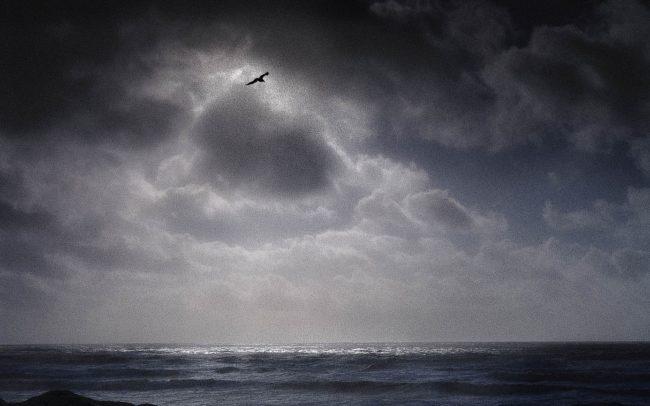 Storm-clouds-west-bay-dorset