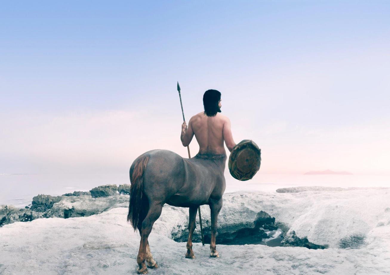 Centaur-composite-photo-retouching