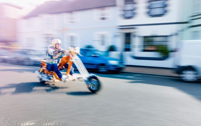 Scooter-chopper-isle-of-wight