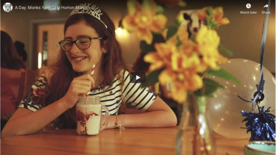 Somerset-video-production-monks-yard-cafe-girl-video-graphic