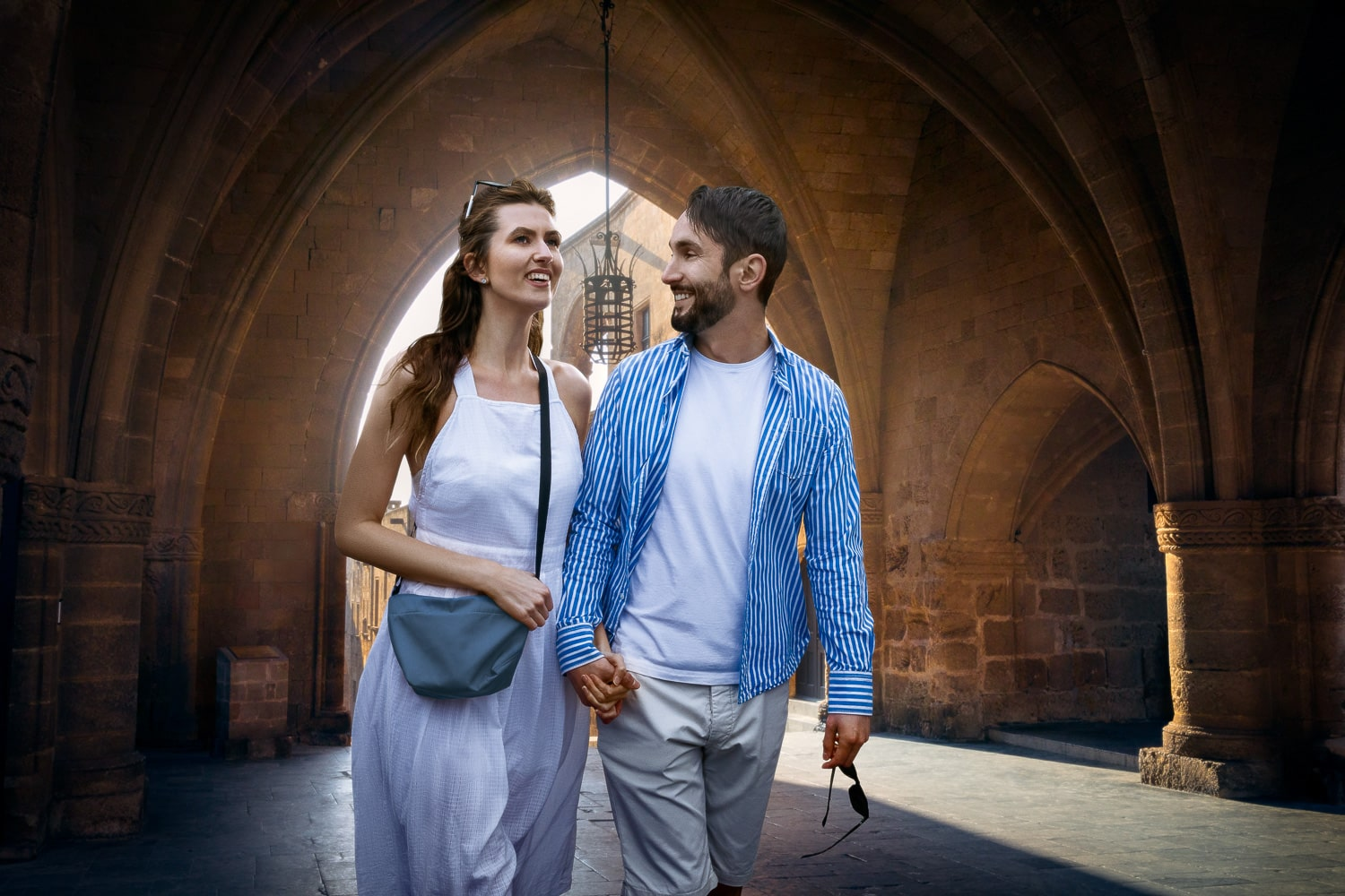 Commercial-lifestyle-photo-arches-of-palace-rhodes