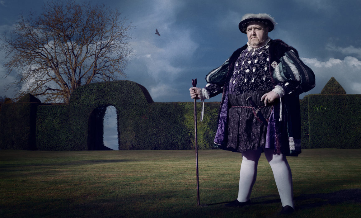 Good King Hal Barrington Court Somerset