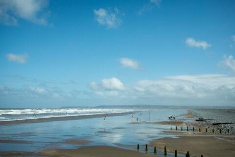 Between-the-flags-westward-ho-beach
